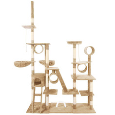 96 Inch Floor To Ceiling Cat Tree House manufacturer